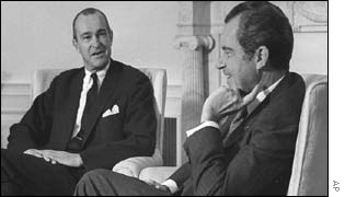 Helms and Nixon
