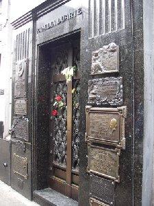 Evita Tomb