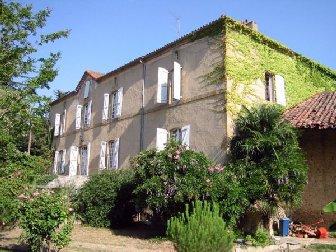 Gascony Manoir