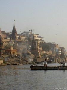 Burning Ghat Varanasi