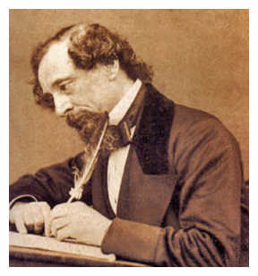 dickens-writing