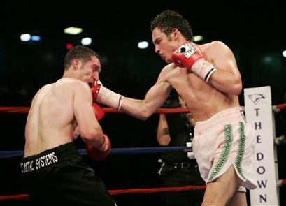 Chavez Sanchez Boxing