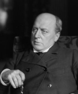 henry james writing style