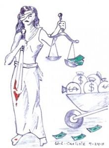 justice money