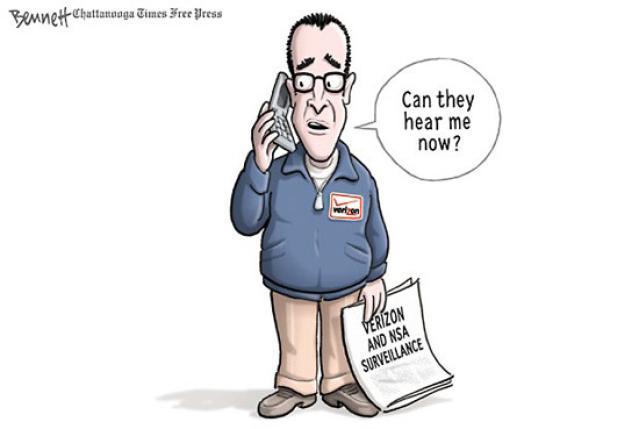 NSA-Verizon-Surveillance