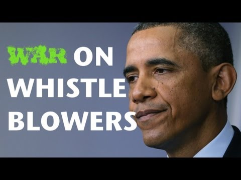 obama whistleblowers