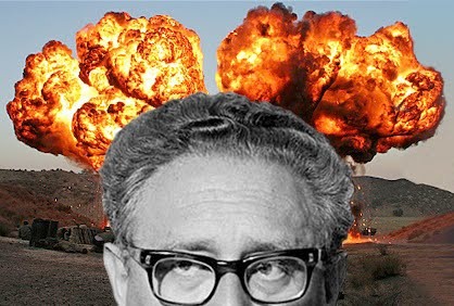 kissinger bomb