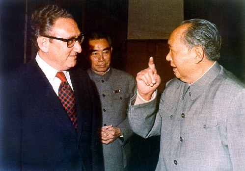 kissinger mao chou