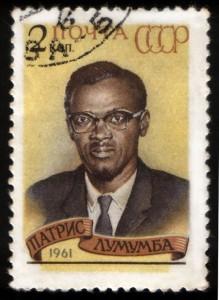 lumumba stamp