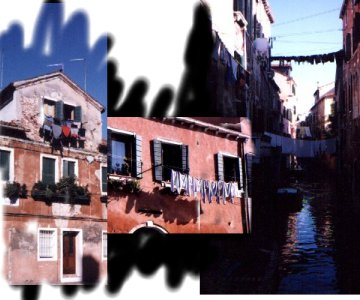 Venice Laundry by Fung-Lin Hall