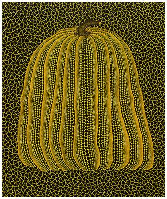 Pumpkin by Kusama Yayoi