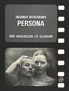 Persona Ingmar Bergman and Sven Nykvist