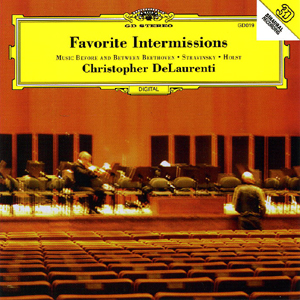 Favorite Intermissions by Christopher Delaurenti