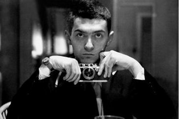 Stanley Kubrick Self Portrait for Look Magazine