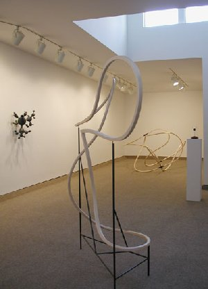 Michael Beatty sculpture