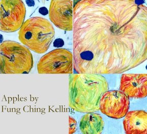 Apples by F.C.Kelling