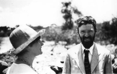 Frieda and D.H. Lawrence