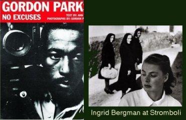 Gordon Parks & Ingrid Bergman