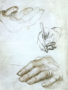 Holbein's Drawing of Erasmus