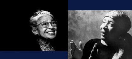 Rosa Parks, Shirley Horn