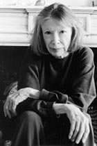 joan didion essay on migraine In bed is extracted from the white album, a collection of essays by joan didion in this essay, didion vividly describes the sufferings of a migranous patient, narrating her migraine after reading the essay.