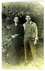 Richie and Kawabata