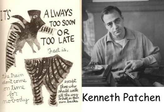 Kenneth Patchen because it is