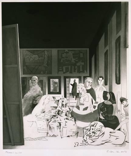 1richhamilton-picasso-s-meninas-1973