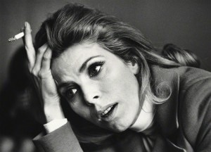 NPG x28636; Billie Whitelaw by Jane Bown