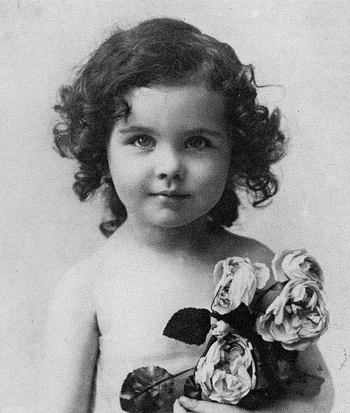 Vivien_Leigh_child